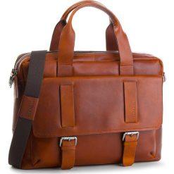 Torba na laptopa STRELLSON - Turnham 4010002204 Brown 700. Brązowe torby na laptopa damskie Strellson, ze skóry. W wyprzedaży za 839.00 zł.