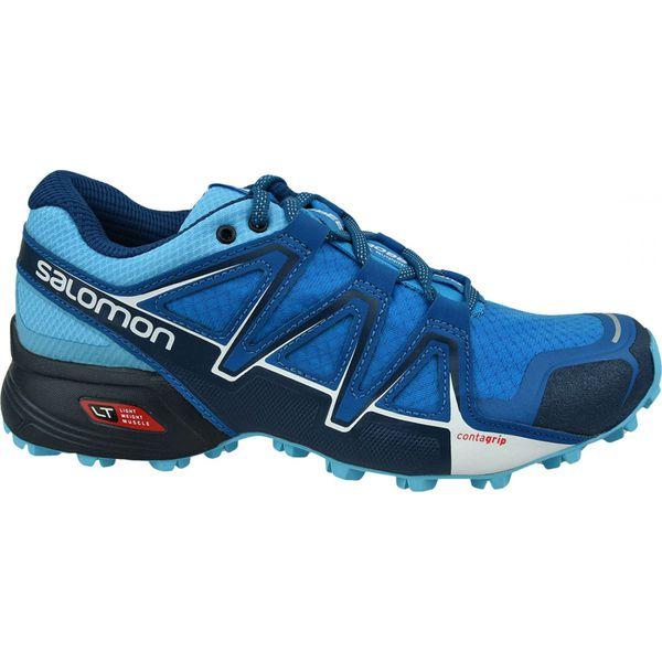 Buty Salomon W Speedcross Vario 2 W 400714 niebieskie