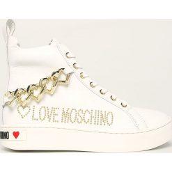 Trampki i tenisówki Love Moschino, kolekcja wiosna 2020