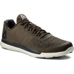 Buty Reebok - Sprint Tr CN1225 Army Green/Coal/Chalk. Zielone buty sportowe męskie Reebok, z materiału. W wyprzedaży za 229.00 zł.