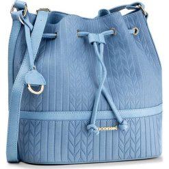 Torebka MONNARI - BAG1830-012 Blue. Niebieskie torebki do ręki damskie Monnari, ze skóry ekologicznej. W wyprzedaży za 129.00 zł.