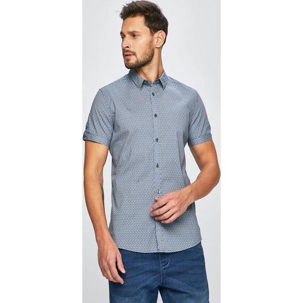 1e520ae2350f5d Niebieskie koszule męskie ze sklepu Answear.com - Kolekcja lato 2019 -  Chillizet.pl