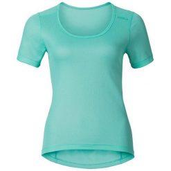 Odlo Koszulka damska Cubic Trend zielona r. XXL (140481). Bluzki damskie Odlo. Za 65.74 zł.