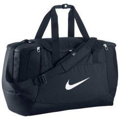 Nike Torba sportowa Club Team Swoosh Duffel M czarna (BA5193 010). Torby podróżne damskie Nike. Za 69.00 zł.