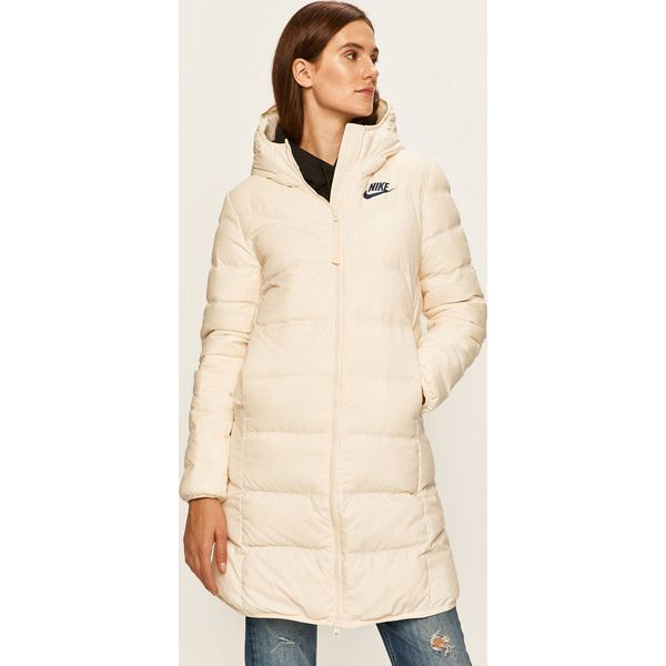 NIKE damska kurtka puchowa płaszcz z kapturem M
