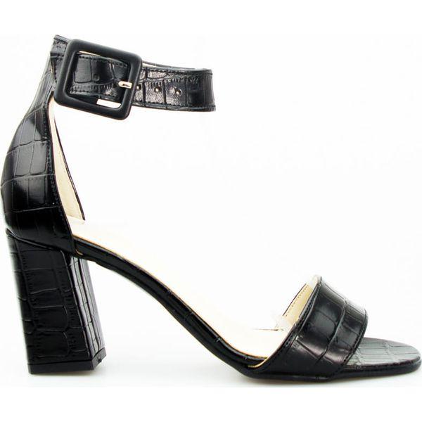 Sandały damskie na niskim obcasie - Kolekcja wiosna 2021