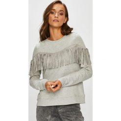 Only - Bluza. Szare bluzy damskie Only, z bawełny. W wyprzedaży za 99.90 zł.