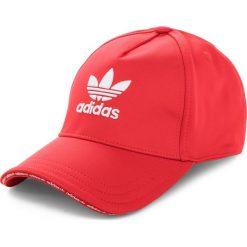 Czapka z daszkiem adidas - Cap DH4414 Red/White. Czerwone czapki i kapelusze męskie Adidas. Za 99.95 zł.