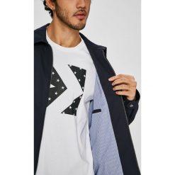 Tommy Hilfiger - Kurtka New Ivy Jacket. Czarne kurtki męskie Tommy Hilfiger, z bawełny. W wyprzedaży za 449.90 zł.