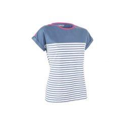 Koszulka żeglarska krótki rękaw Adventure 100 damska. T-shirty damskie marki DOMYOS. Za 49.99 zł.