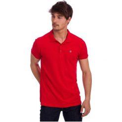 Polo Club C.H..A Koszulka Polo Męska Xxl Czerwona. Czerwone koszulki polo męskie Polo Club C.H..A. W wyprzedaży za 149.00 zł.