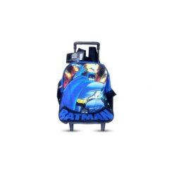 Batman Lego Batman Walizka Na Kółkach Plecak. Niebieskie torby i plecaki dziecięce Świat Bajek. Za 79.90 zł.