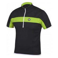 Etape Koszulka Na Rower Face Black/Green Xl. Czarne koszulki sportowe męskie Etape, z krótkim rękawem. Za 149.00 zł.
