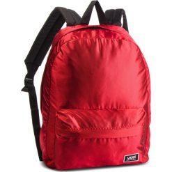 Plecak VANS - Deana III Backp VN00021MUO9 Racing Red Shine. Czerwone plecaki damskie Vans, z materiału, sportowe. W wyprzedaży za 159.00 zł.