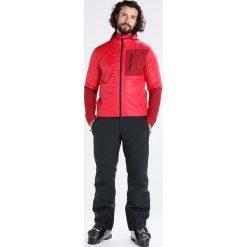 Ziener NIBORI Kurtka narciarska red pop. Kurtki snowboardowe męskie Ziener, z materiału. W wyprzedaży za 593.10 zł.