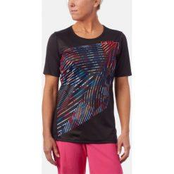 GIRO Koszulka ROUST JERSEY Czarna r. S (GR-8053475). T-shirty damskie GIRO, z jersey. Za 136.57 zł.