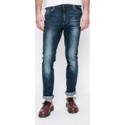 Mustang - Jeansy. Niebieskie jeansy męskie Mustang. W wyprzedaży za 179.90 zł.
