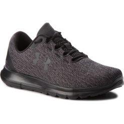 Buty UNDER ARMOUR - Ua Remix 3020193-005 Blk. Czarne buty sportowe męskie Under Armour, z materiału. W wyprzedaży za 209.00 zł.