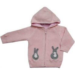 EKO Dziewczęcy Sweter Z Królikami, 104, Jasnoróżowy. Swetry dla dziewczynek marki bonprix. Za 85.00 zł.