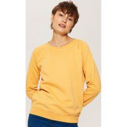 Bluza basic - Żółty. Żółte bluzy damskie House. Za 49.99 zł.