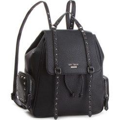 Plecak MY TWIN - Zaino VA8PAC  Nero 00006. Czarne plecaki damskie My Twin, ze skóry ekologicznej, klasyczne. W wyprzedaży za 589.00 zł.