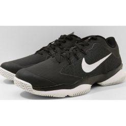 Nike Performance AIR ZOOM ULTRA Obuwie do tenisa Outdoor black/white/anthracite. Trekkingi męskie Nike Performance, z materiału, na golfa. W wyprzedaży za 377.10 zł.