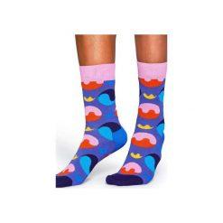 Skarpetki Happy Socks  YIN01-5000. Czarne skarpety męskie marki Giacomo Conti, z bawełny. Za 20.00 zł.