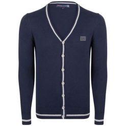 Giorgio Di Mare Sweter Męski Xxl Ciemny Niebieski. Niebieskie swetry przez głowę męskie Giorgio di Mare. W wyprzedaży za 219.00 zł.