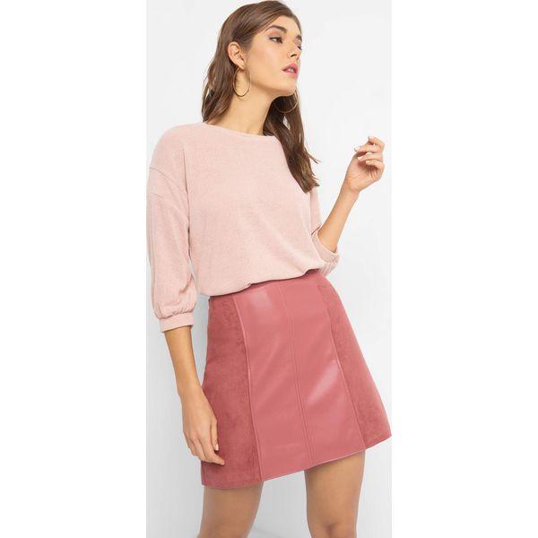 73ee403e Trapezowa spódnica mini