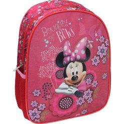 MST TOYS SP. Z O.O. Plecak dziecięcy 3D Minnie (MSTT0234). Różowe torby i plecaki dziecięce MST TOYS SP. Z O.O. Za 50.17 zł.