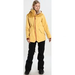 Burton PROWESS Kurtka snowboardowa ochre. Kurtki snowboardowe damskie Burton, z materiału. W wyprzedaży za 980.10 zł.