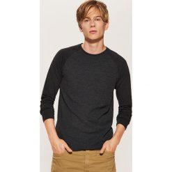 Koszulka z długim rękawem - Szary. Szare bluzki z długim rękawem męskie House. Za 49.99 zł.