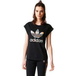 Adidas Koszulka damska  JARDIM AGHARTA BF ROLL UP TEE czarna r. 36 (BR5169). Bluzki damskie Adidas. Za 140.15 zł.