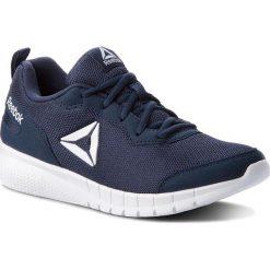 Buty Reebok - Ad Swiftway Run CN6743 Collegiate Navy/White. Niebieskie buty sportowe męskie Reebok, z materiału. W wyprzedaży za 159.00 zł.