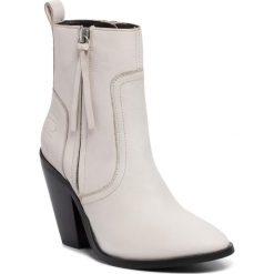 buty damskie firmy jennifer obcas wykładany cekinami