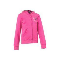 Bluza 500 Gym. Bluzy dla dziewczynek DOMYOS. W wyprzedaży za 34.99 zł.