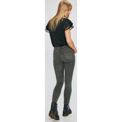 Medicine - Jeansy Cute and Bleak. Szare jeansy damskie MEDICINE. W wyprzedaży za 79.90 zł.