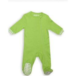 Pajacyk Greenery Solid 3-6 m. Śpioszki niemowlęce marki Pollena Savona. Za 48.17 zł.