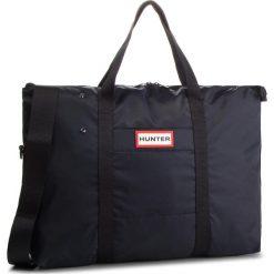 Torba HUNTER - Original Nylon Wkender UBS6019KBM Black. Czarne torby sportowe męskie Hunter, z materiału. Za 479.00 zł.