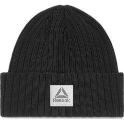 Czapka Reebok - Act Fnd Logo Beanie CZ9830 Black. Czarne czapki i kapelusze męskie Reebok. Za 59.95 zł.