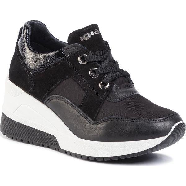 Sneakersy IGI&CO 4143144 Nero