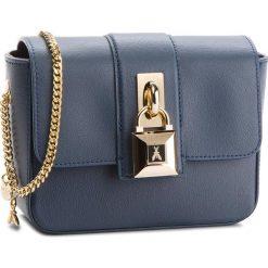 Torebka PATRIZIA PEPE - 2V6067/A4K3-C729 Steel Azure. Niebieskie torebki do ręki damskie Patrizia Pepe, ze skóry. W wyprzedaży za 689.00 zł.