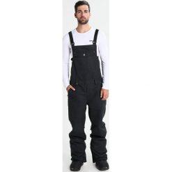 Quiksilver FOUND BIB Spodnie narciarskie black. Spodnie snowboardowe męskie marki WED'ZE. W wyprzedaży za 872.10 zł.