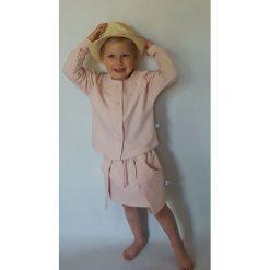 Spódnica różowa z dużymi kieszeniami rozmiar 10/11. Czerwone sukienki niemowlęce KU-KU. Za 99.09 zł.