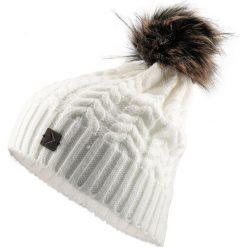 Czapka damska CAD616 - biały - Outhorn. Białe czapki i kapelusze damskie Outhorn. Za 34.99 zł.