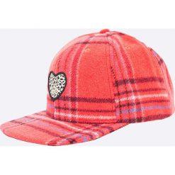 Femi Pleasure - Czapka LESGUA. Różowe czapki i kapelusze damskie Femi Stories, z materiału. W wyprzedaży za 89.90 zł.