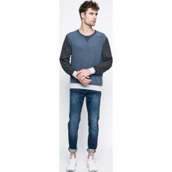 Pepe Jeans - Bluza Ebano. Szare bluzy męskie Pepe Jeans, z bawełny. W wyprzedaży za 199.90 zł.