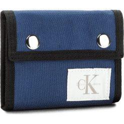 Duży Portfel Męski CALVIN KLEIN JEANS - Sport Essential Canv K40K400167 440. Niebieskie portfele męskie Calvin Klein Jeans, z jeansu. Za 179.00 zł.