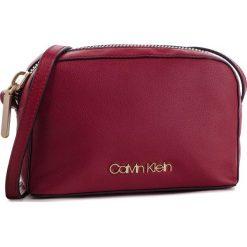 Torebka CALVIN KLEIN - Drive Camera Bag K60K604459 628. Czerwone torebki do ręki damskie Calvin Klein, ze skóry ekologicznej. Za 399.00 zł.