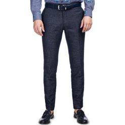 Spodnie LEONARDO SLIM GDGS900092. Eleganckie spodnie męskie marki Giacomo Conti. Za 399.00 zł.